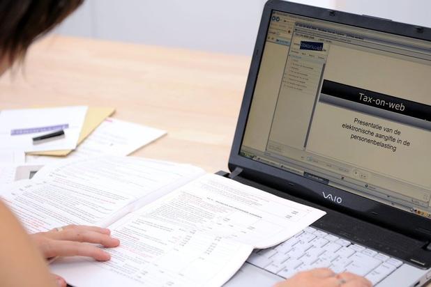 Plus qu'un mois pour remplir sa déclaration d'impôts sur Tax-on-web