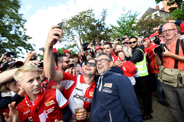 Union Berlin brengt vleugje voetbalromantiek in Bundesliga