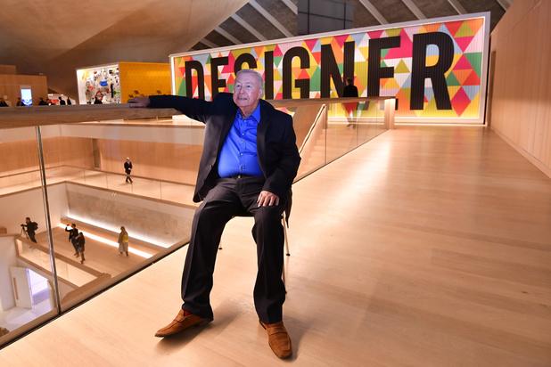 Décès du designer Terence Conran, fondateur d'Habitat