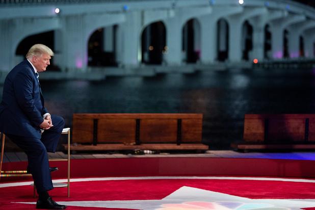 Deuxième débat pour Trump et Biden aux antipodes