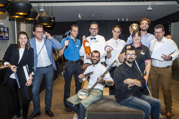 Hotel Mercure in Rumbeke steunt goede doel voor vijfde verjaardag