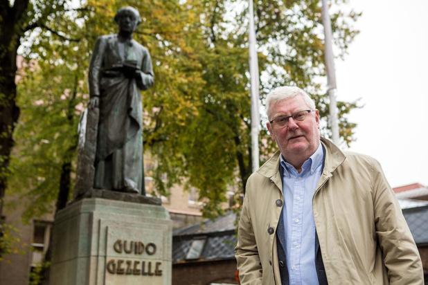 Dirk Van Tieghem 20 jaar voorzitter van Gidsenkring Brugge