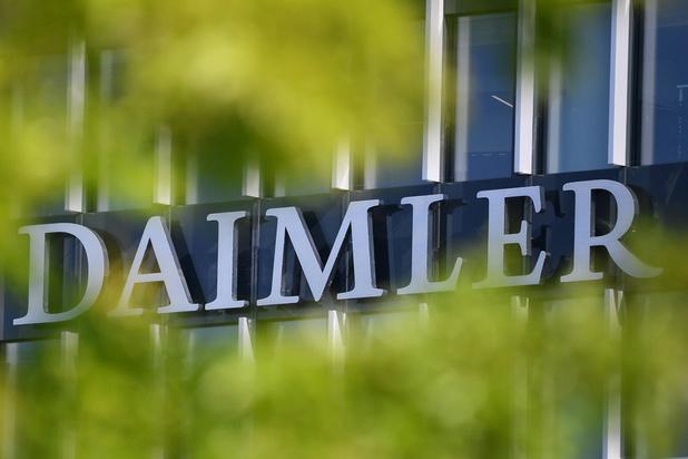 Daimler compte vendre une voiture sur quatre en ligne d'ici 2025