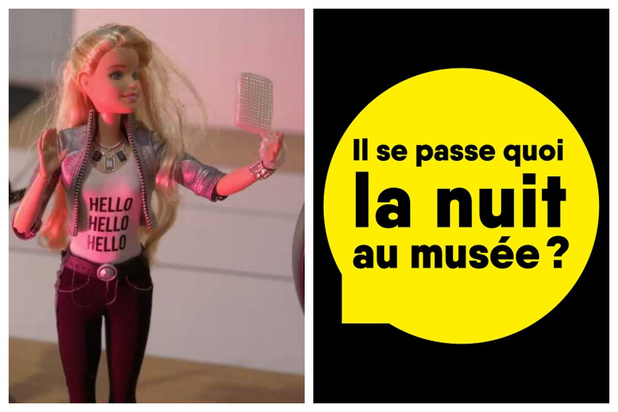 Découvrez la vie nocturne surprenante des musées...