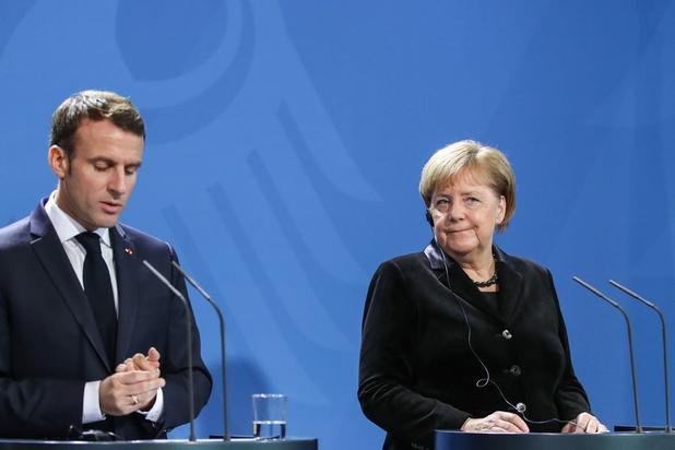 La France et l'Allemagne prêtes à soutenir trois grandes mesures financières européennes