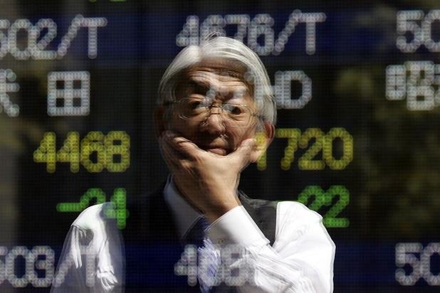 Les échanges à la Bourse de Tokyo interrompus toute la journée