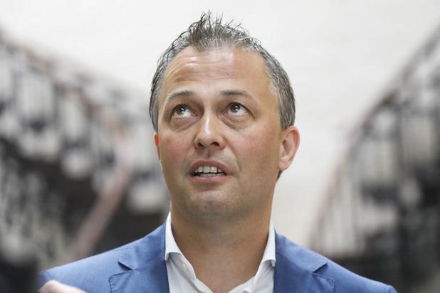 Egbert Lachaert, de voorzitter die terug naar de blauwe basisprincipes wil