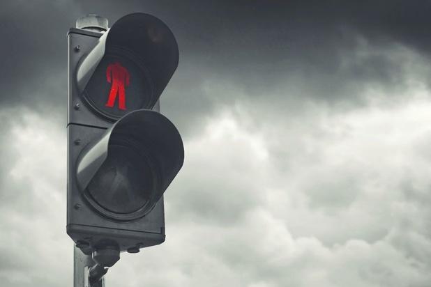 De plus en plus de piétons ignorent le feu rouge