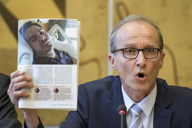 Symbool van euthanasiedebat in Frankrijk: comapatiënt Vincent Lambert is overleden