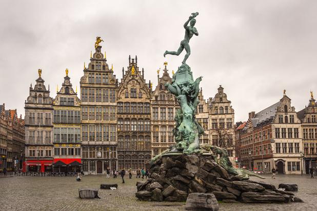 420 mensen stappen in Antwerpen op voor beter klimaatbeleid