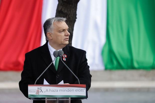 Orbán op weg naar klinkende overwinning in Hongarije