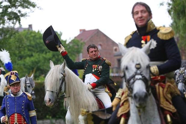 Promenades guidées, conférence et repas à Nivelles pour le 250e anniversaire de Napoléon