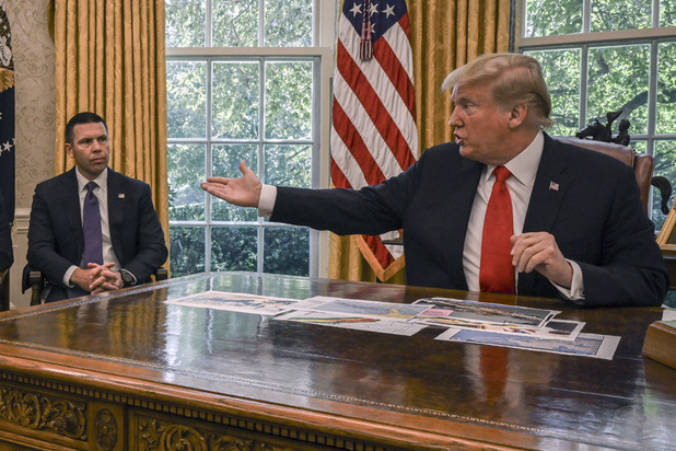Nouvelle démission dans le gouvernement de Trump