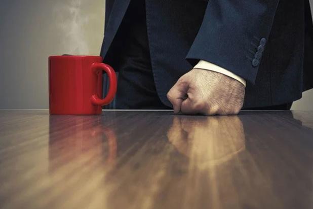 'Klootzakken van werkgevers!'