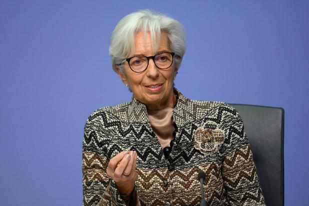 Lagarde (ECB): 'Mogelijk faillissement Evergrande beperkt risico voor eurozone'