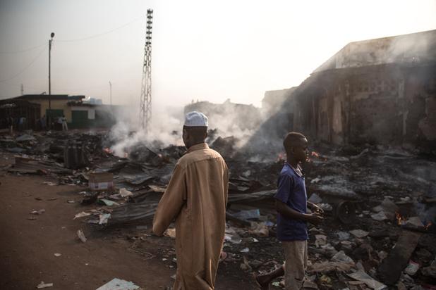 Centrafrique: les affrontements à Bangui font au moins 30 morts