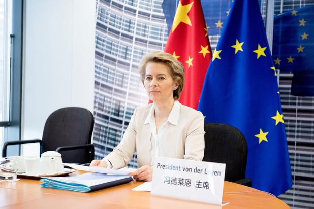 'De EU verkoopt zichzelf aan de Chinese volksrepubliek'