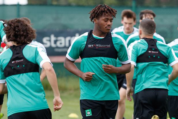 Talent in de Jupiler Pro League: Antwerp, STVV en Cercle