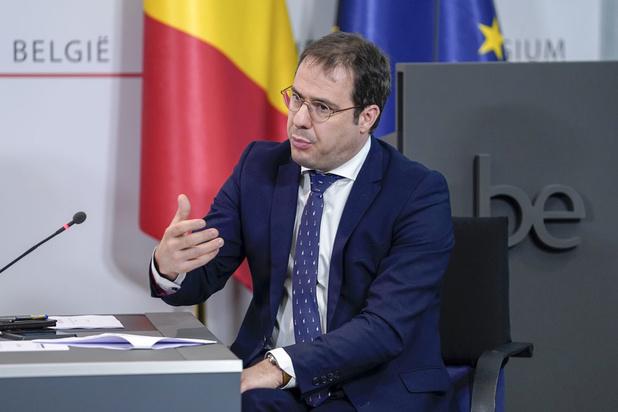 Belgisch begrotingstekort stijgt tot 52,8 miljard euro