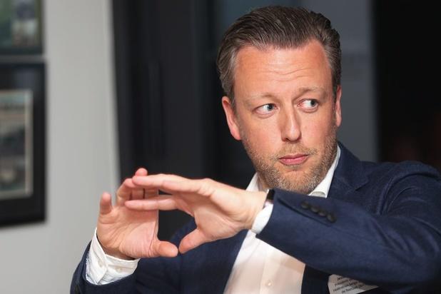 Makelaarsvoorzitter Jesse De Preter: 'Liever Coucke aan bewind van Belgisch voetbal dan zoveelste buitenlander'
