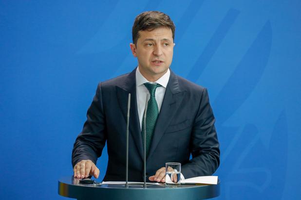 Le président ukrainien propose une rencontre avec Poutine