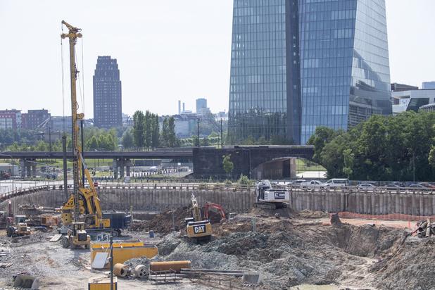 Allemagne: évacuation près de la BCE pour désamorcer une bombe de 500 k