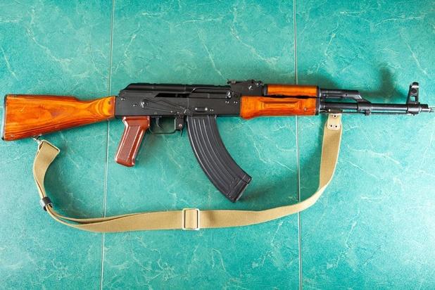 Un arsenal d'armes à feu découvert en Belgique, après une arrestation en France