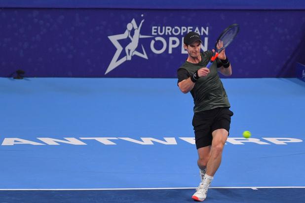 Andy Murray haalt finale: 'Leuk om nog eens tegen Wawrinka te staan'