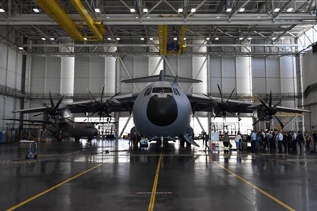 L'Airbus A400M, programme européen emblématique, frappé de retards et de surcoûts