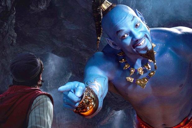 Waarom niet iedereen zat te wachten op Will Smith als de geest van Aladdin