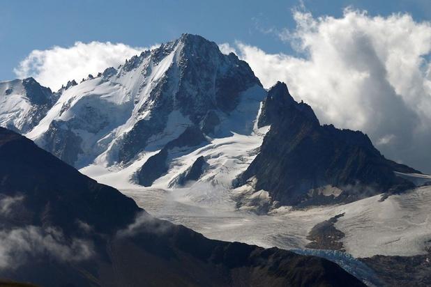 Réchauffement: quand la montagne tombe