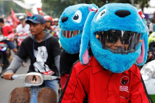 Geweld tegen holebi's bepaalt presidentsverkiezingen Indonesië
