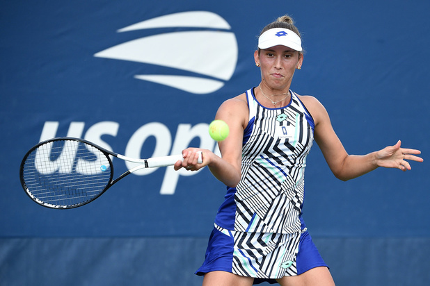 US Open: Les demi-finales échappent à Elise Mertens, battue par Victoria Azarenka