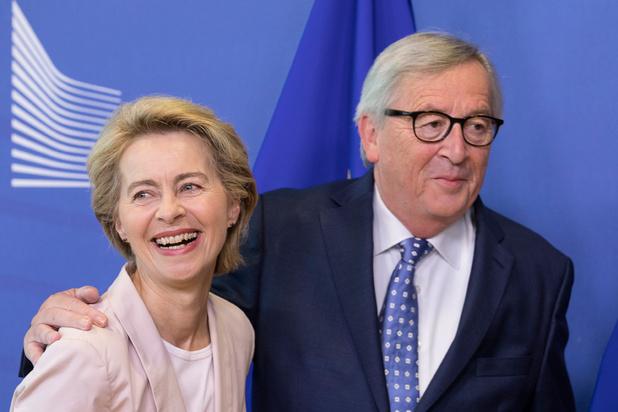 Europese Commissie doet het op z'n Belgisch: ook Juncker gaat in lopende zaken