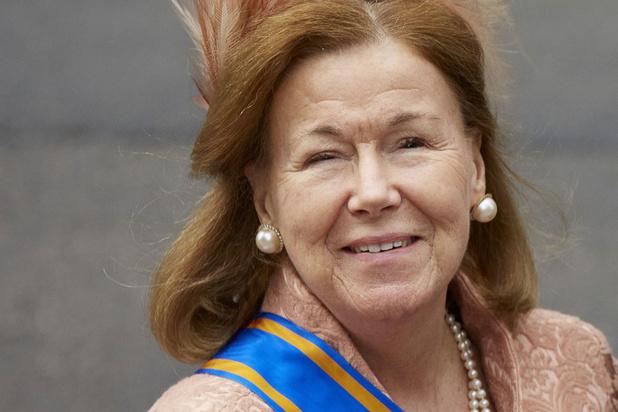Décès de la princesse Christina des Pays-Bas, soeur cadette de Beatrix