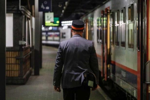 Treinstaking: Voorziene treinen rijden effectief