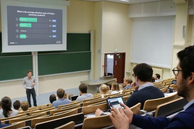 200.000 profs utilisateurs pour Wooclap