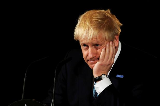 Hoe Boris Johnson de EU gebruikt om de kiezers van Nigel Farage te verleiden