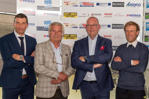 Stijn Meert wordt na vertrek bij KSV Roeselare nu hoofdcoach bij KSV Oudenaarde