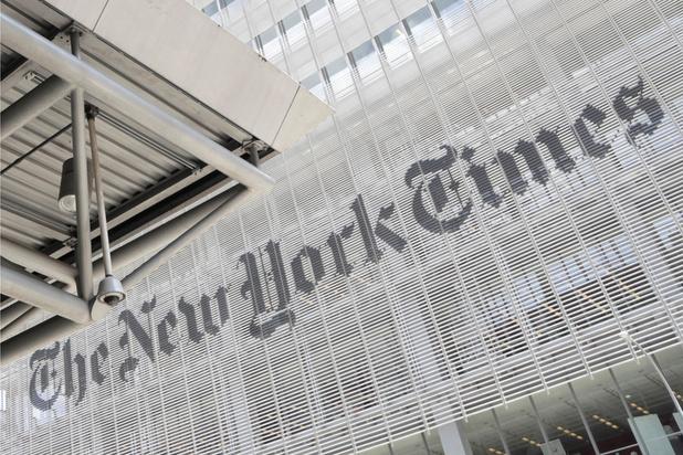 Meredith Kopit Levien, une femme PDG du New York Times