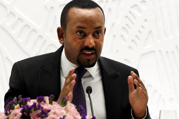 Premier van Ethiopië wint Nobelprijs voor de Vrede
