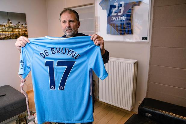 Clubfan verkoopt truitje van De Bruyne om... eigen boete te betalen