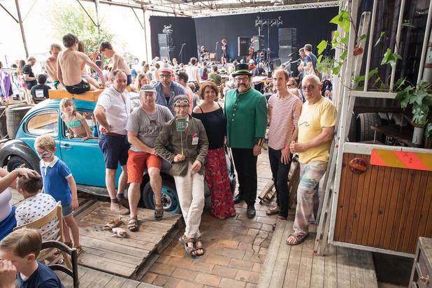 Eerste editie Borderland Festival in Stasegem doet denken aan Dranouter