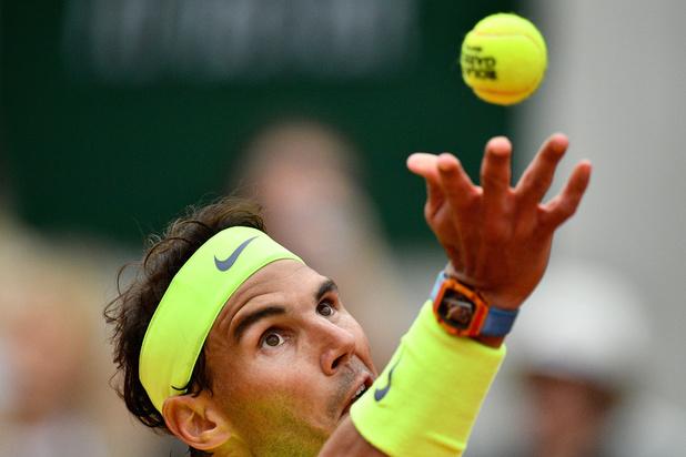 Rafael Nadal s'offre un 12e titre à Roland-Garros