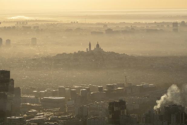 Plus d'un décès sur huit lié à la pollution dans l'Union européenne