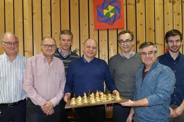 Tieltse schaakclub organiseert Krekeltornooi