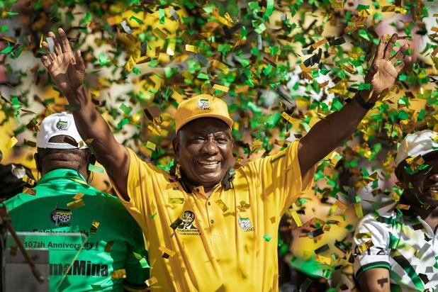 'Waarom de Zuid-Afrikaanse verkiezingen vooral om het ANC zelf draaien'