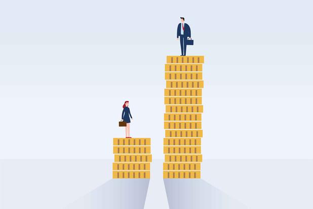 L'égalité financière encore loin d'être atteinte en Wallonie
