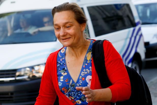La présidente du GEES, Erika Vlieghe, quitte le Conseil national de sécurité
