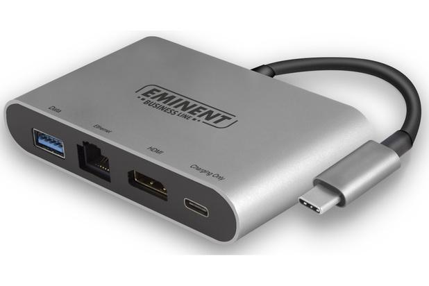 Review: draagbaar en betaalbaar USB-C dock